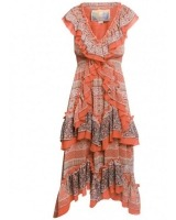 vestido indio largo