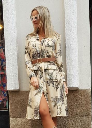 vestido palmia