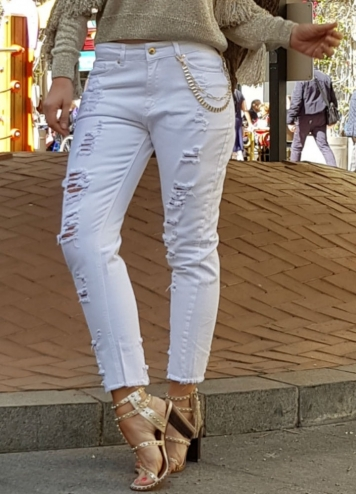 pantalón cadena