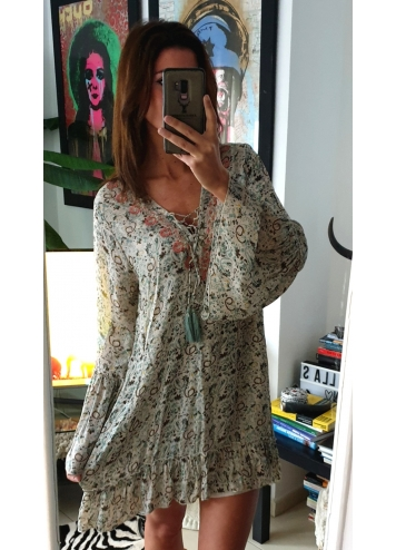 Vestido Borana