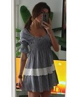 Vestido Sherlyn azul
