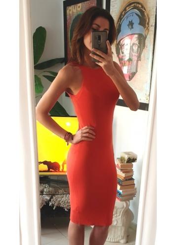 Vestido Naranjita