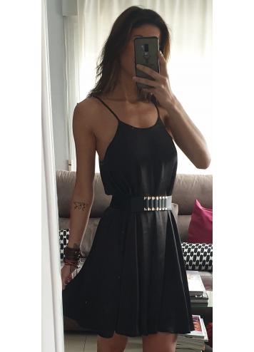 vestido Giamama negro