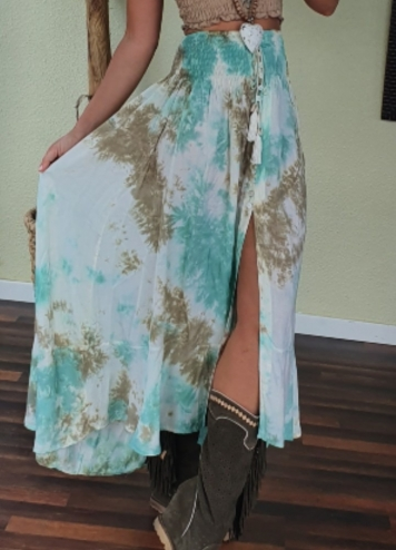 falda bemu love aqua
