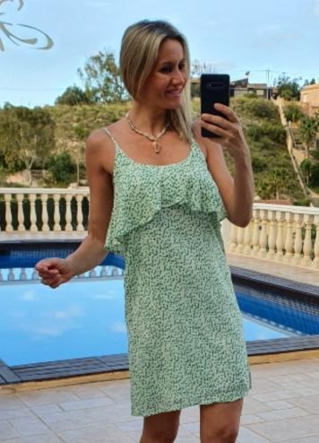 vestido markova