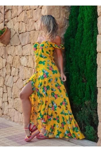 vestido taurida Caótica