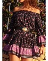 Vestido Lirida Caótica