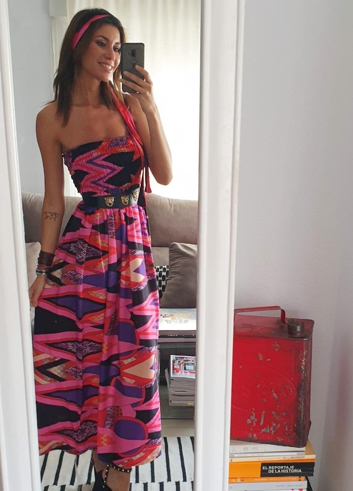 Vestido Zíngara