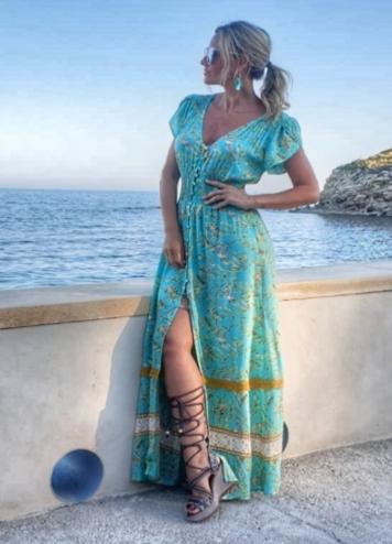 vestido leonidas capriche