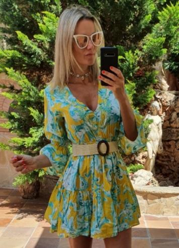 vestido kivari