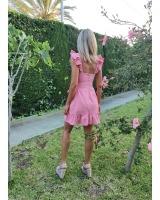 Vestido Spica Caótica