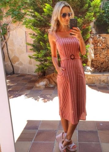 Vestido dahliah