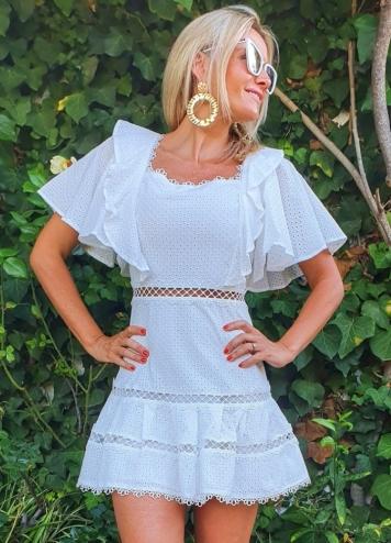 Vestido Andrómeda Caótica
