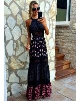 Vestido Capella Caótica