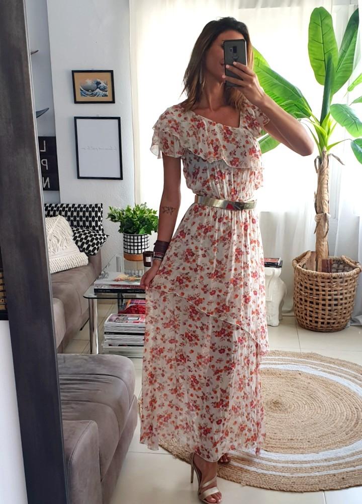 Vestido Toscana