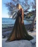 vestido draco caótica