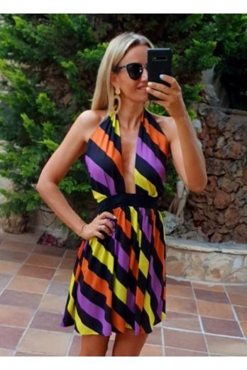vestido roxy