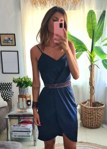 Vestido Visateny