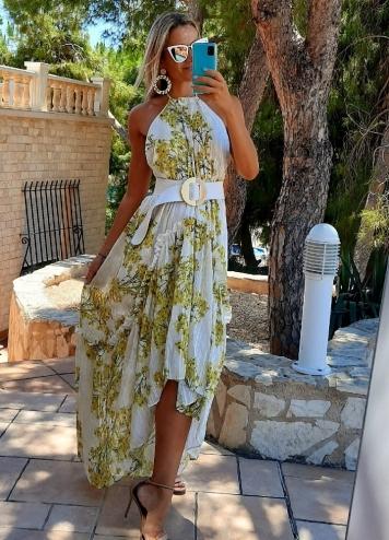 vestido mya