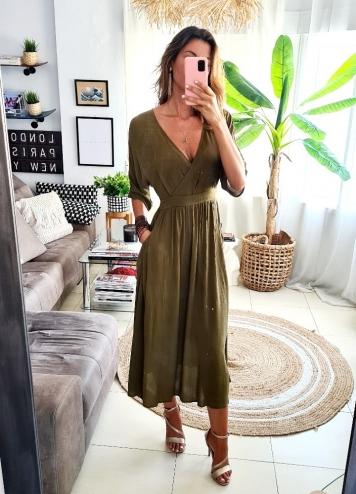 Vestido Vimetan