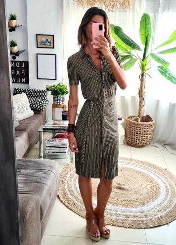Vestido Viluina