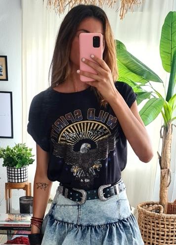 Camiseta Vicolba Negra
