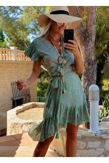 vestido tarnia