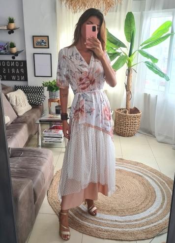 Kimono Vestido Aishas
