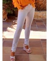 Pantalón Nats blanco