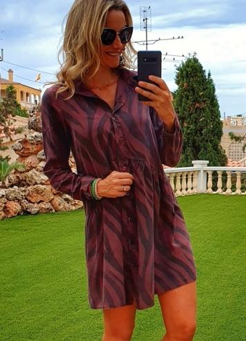 Vestido Maltesse