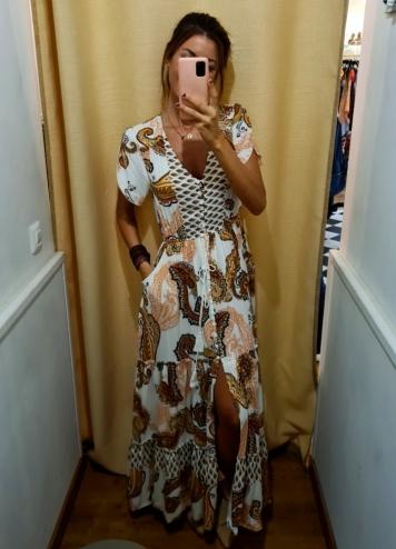 Vestido Monicas