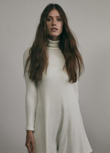 Vestido Teresa blanco