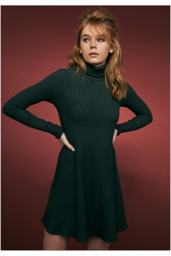Vestido Teresa Verde