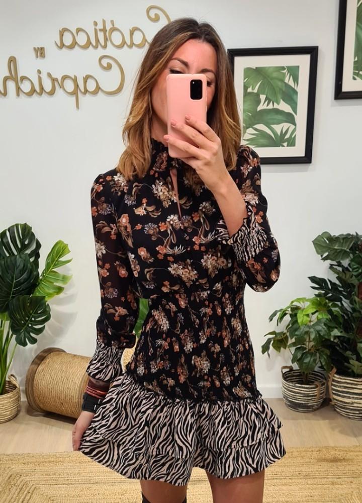 Vestido Málaga Caótica