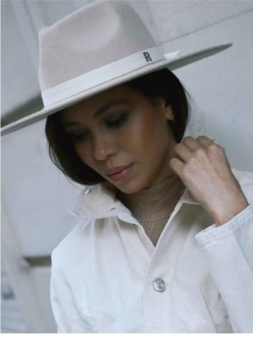 Sombrero Fedora Eivie