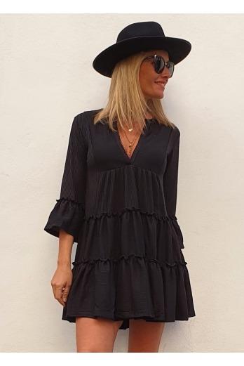 Vestido Pamplona Negro
