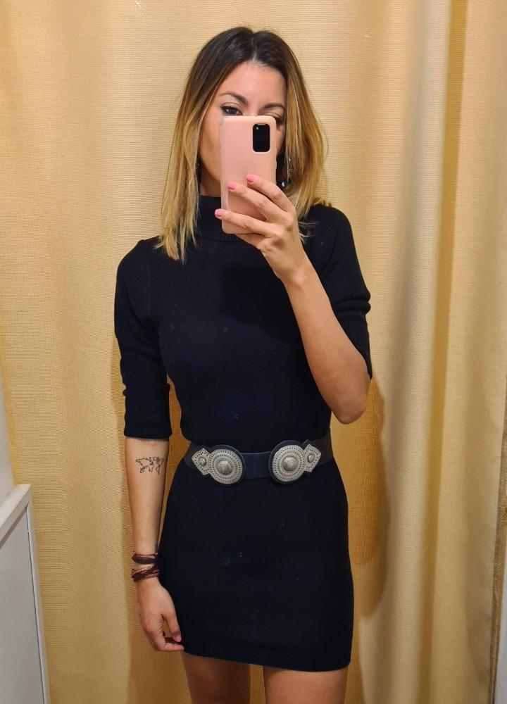 Vestido Sergio Negro