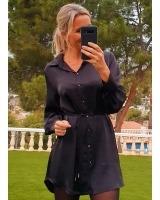 Vestido Negro Asrad