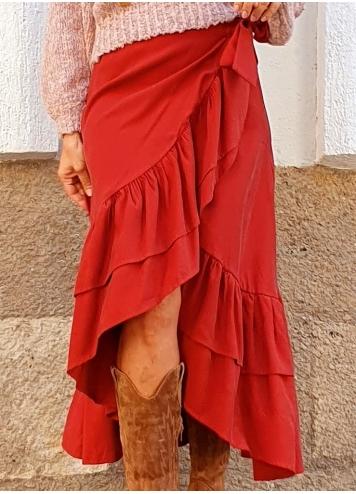 Falda Roma