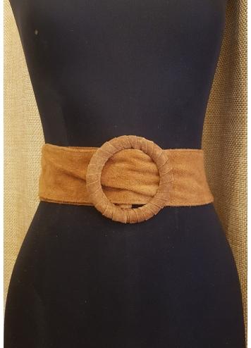 Cinturon Antelina Camel