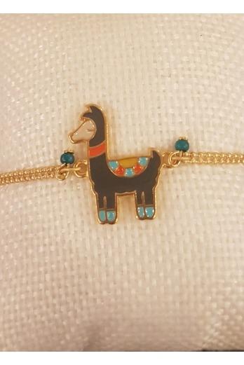 pulsera happy llama