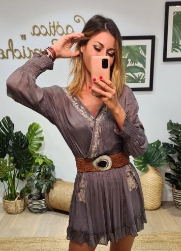 Vestido Loreta