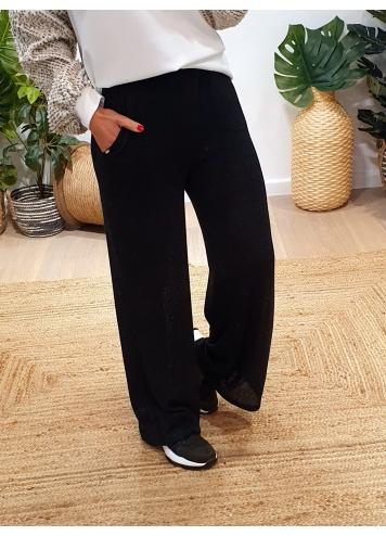 Pantalon Trouser Black