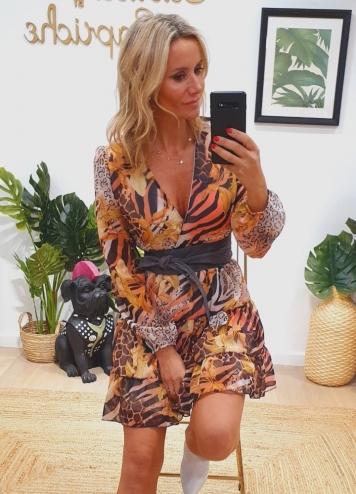 Vestido Zaraida