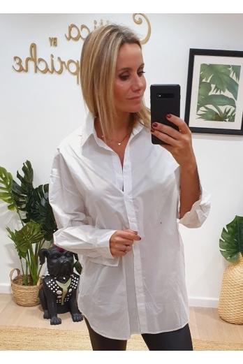 Camisa Ice blanca