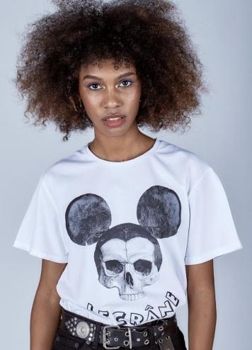 CAmisera crane Mickey