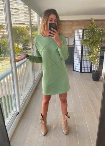 Vestido Visif