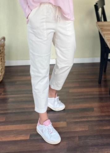 Pantalón Dallas Beige