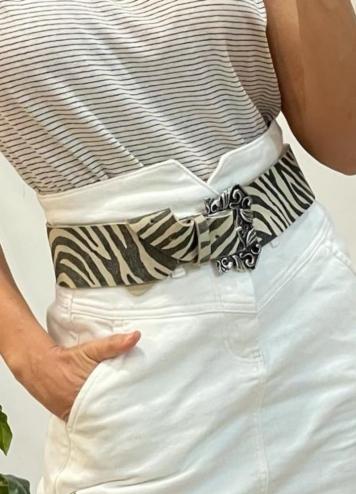 Cinturon Cebra