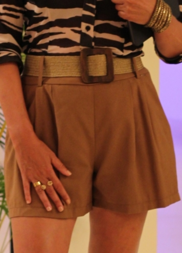Pantalon Yandon con cinturon